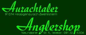 Logo Aurachtaler Anglershop